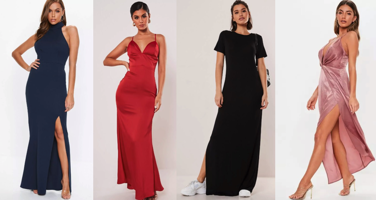 Maxi Dresses Missguided Tall