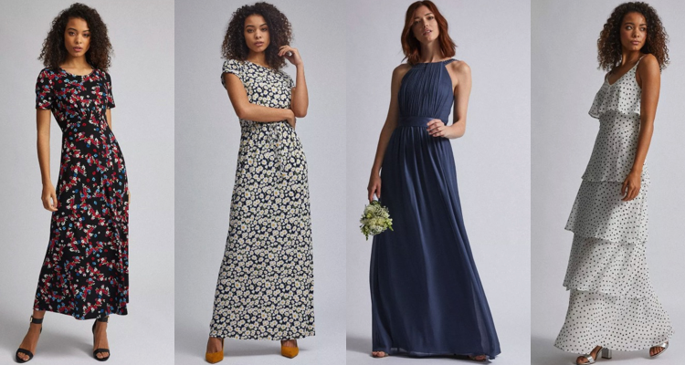 Maxi dresses Tall Women Dorothy Perkins