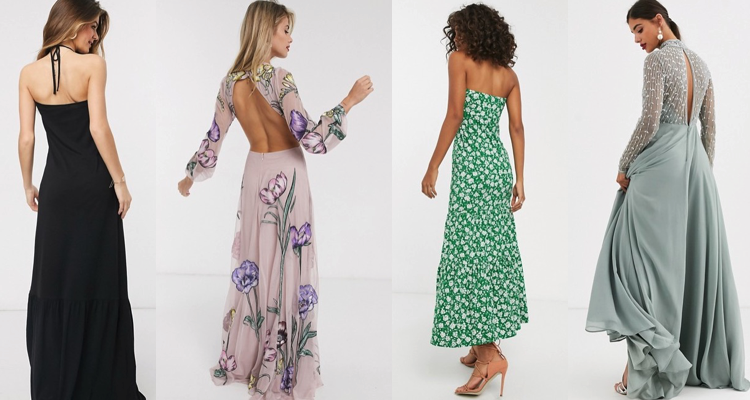 Maxi dresses for Tall Women Asos
