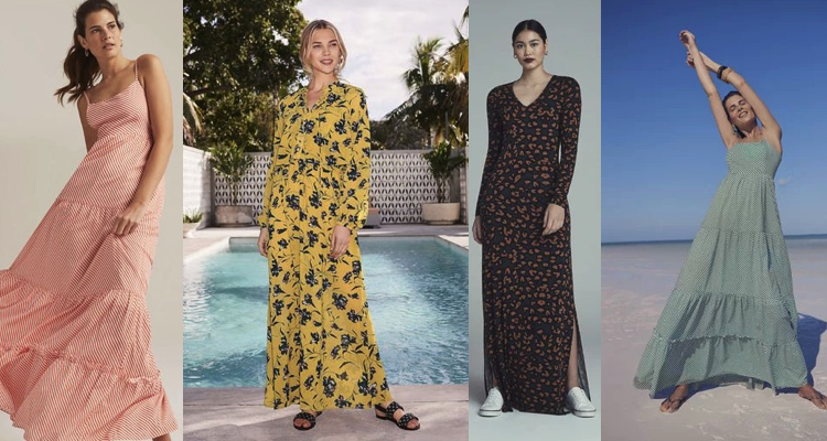 Maxi dresses for Tall Women Long Tall Sally