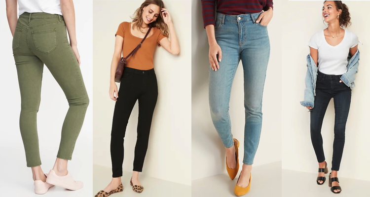 Old Navy Jeans for Taller Women