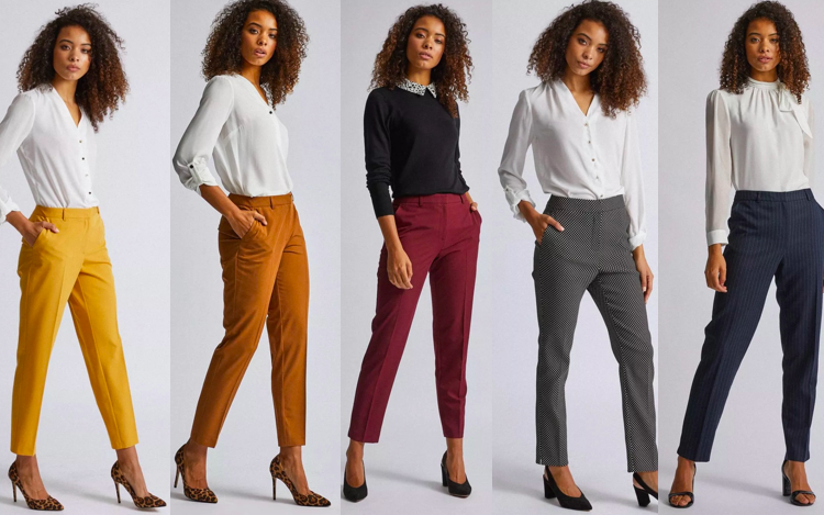 Pants for Tall Women - Dorothy Perkins