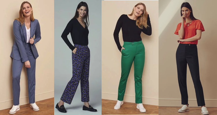 Pants for Tall Women - Long Tall Sally