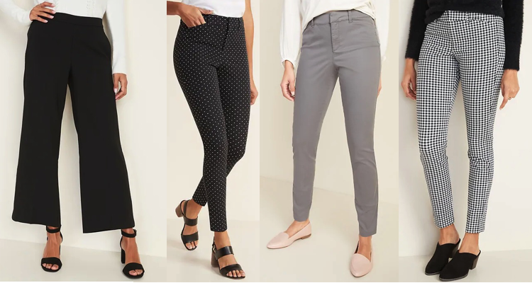 Pants for Tall Women - Old Navy