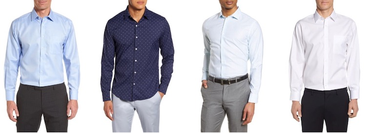 Shirts for Tall Men - Nordstrom