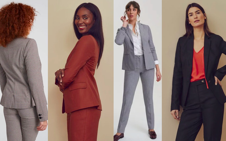 Suits for Tall Women - Long Tall Sally