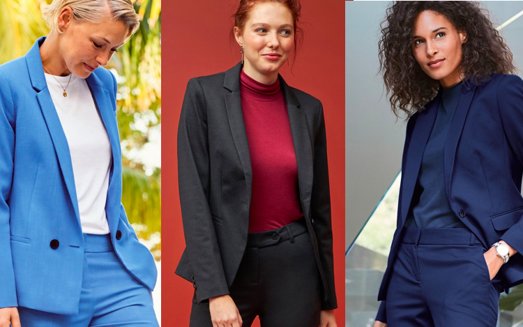 Suits for Tall Women - Next