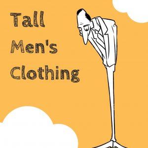 Tall Men's Clothing Thumbnail