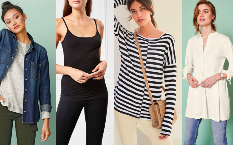 Tops for Tall Women - Next