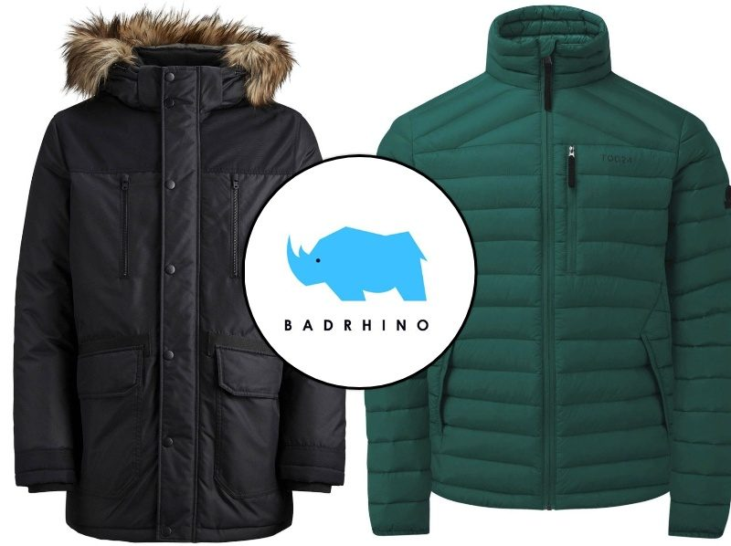 Tall Men's Jackets - Bad Rhino