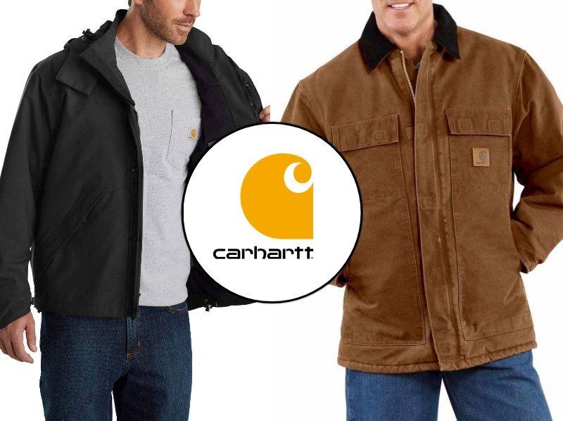 Tall Men's Jackets - Carhartt
