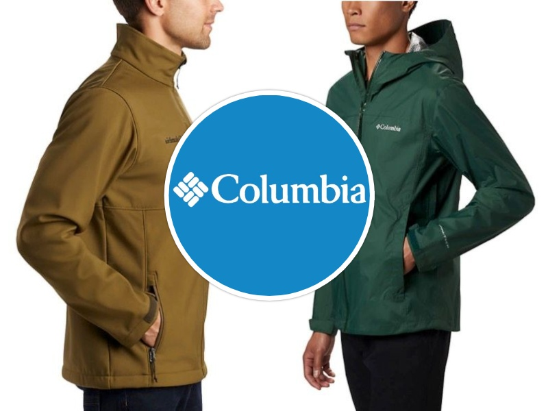 Tall Men's Jackets - Columbia