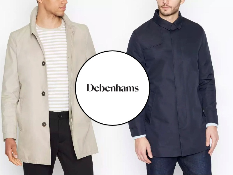 Tall Men's Jackets - Debenhamn's