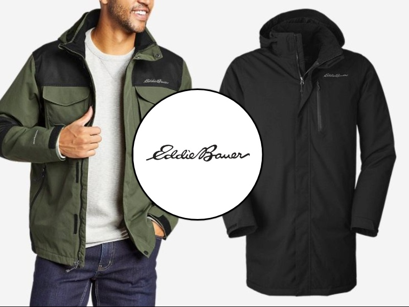 Tall Men's Jackets - Eddie Bauer