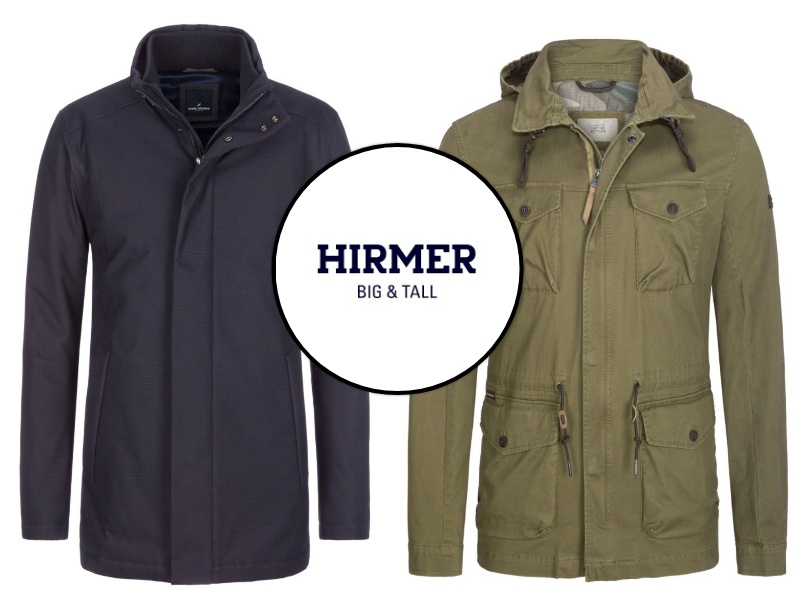 Tall Men's Jackets - Hirmer