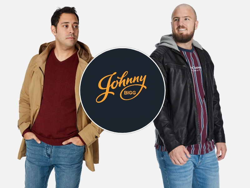 Tall Men's Jackets - Johnny Bigg