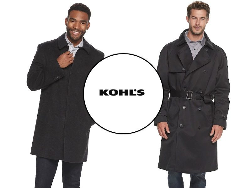 Tall Men's Jackets - Kohl's
