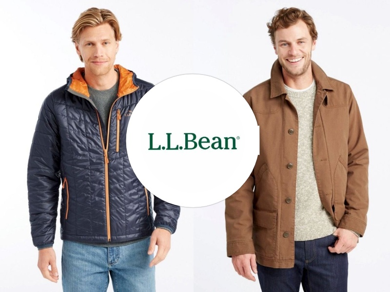 Tall Men's Jackets - Land's End