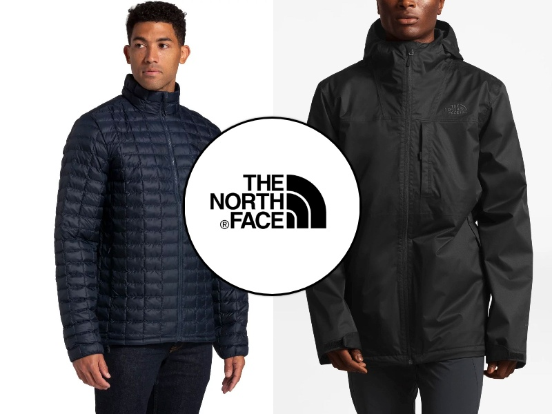 Tall Men's Jackets - North Face