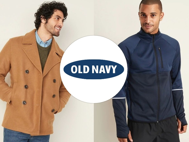 Tall Men's Jackets - Old Navy
