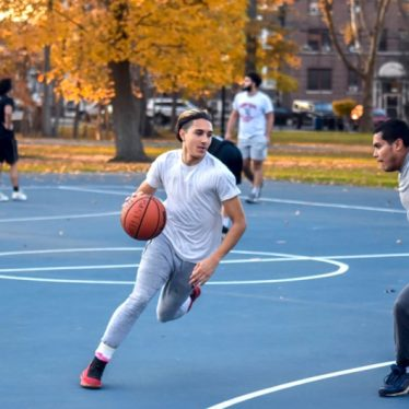 How can Basketball Help you Lose Weight?