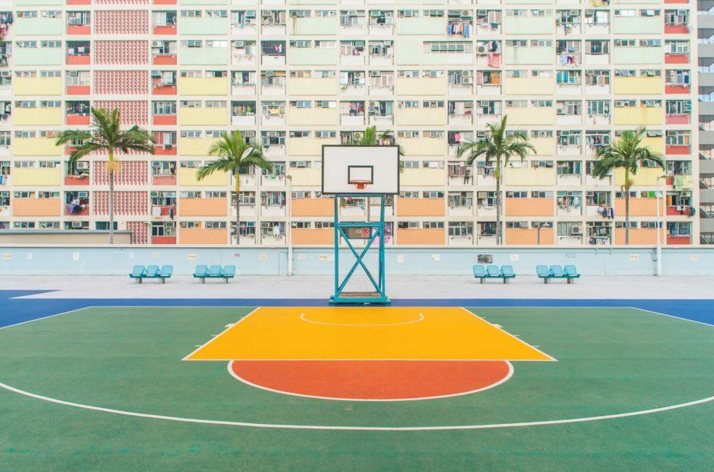 basketball-golf-court