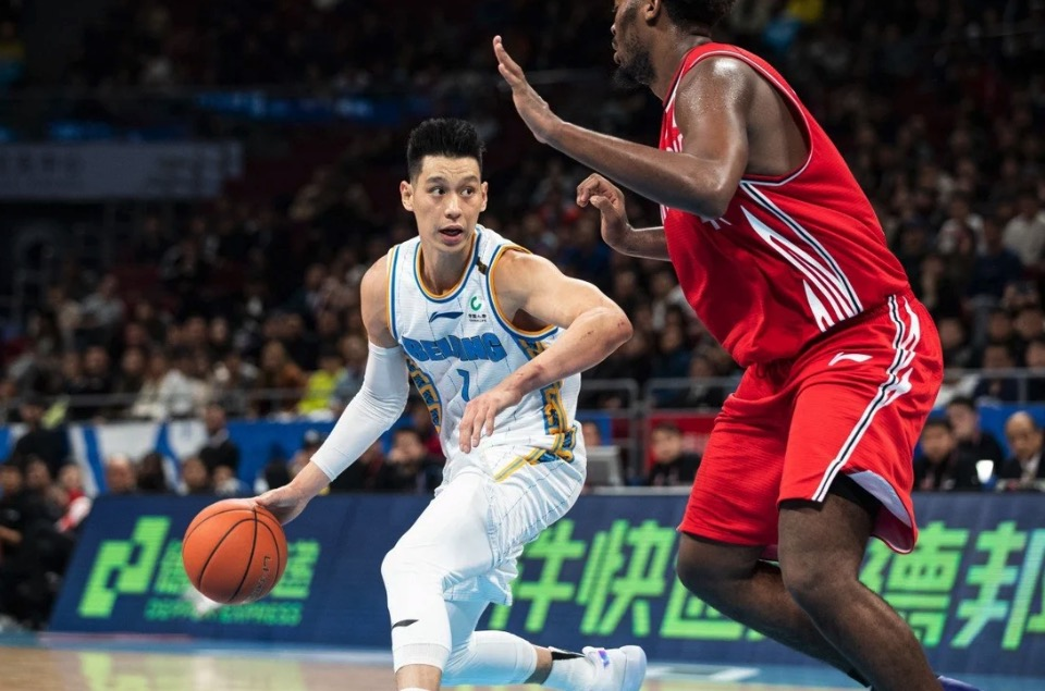 is basketball big in china