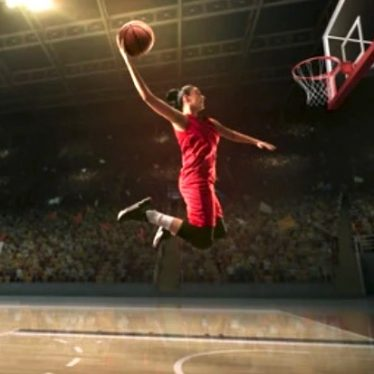 Can Female Basketball Players Dunk?