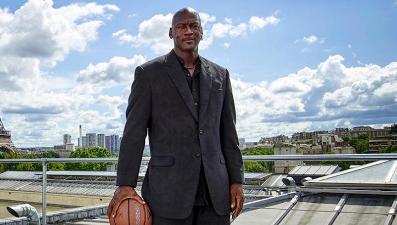 michael jordan rich basketball